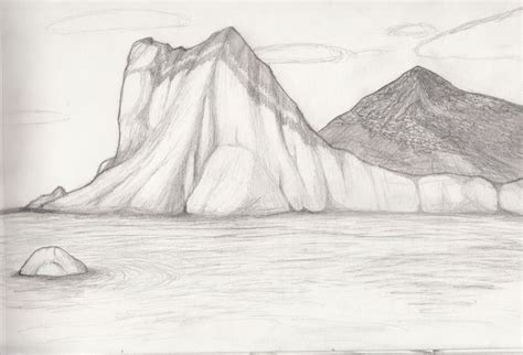 Landscape Sketches Landscape Sketch 11 By Whimsy Floof On Deviantart