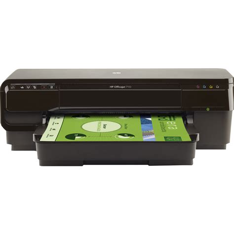 Printer A3 Hp 7110 hp officejet 7110 a3 colour thermal inkjet printer