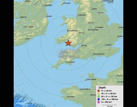 earthquake uk uk earthquake swansea university evacuated after quake