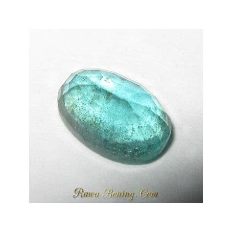 Batu Kecubung Hijau Dengan Memo promo batu mulia emerald hijau indah oval cut 1 07