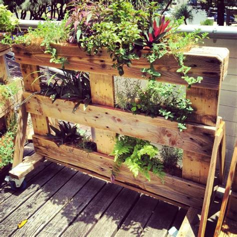 Fabriquer Jardiniere En Palette by 1001 Tutoriels Et Id 233 Es Pour Fabriquer Une Jardini 232 Re En