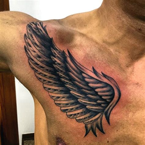wing tattoo designs for back wing tattoos on chest designs ideas and meaning tattoos
