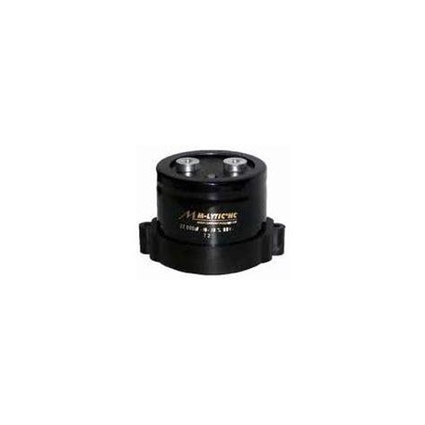 mundorf mlytic hc capacitors mlytic hc electrolytic capacitor 47 000uf 80vdc fidelity components shop