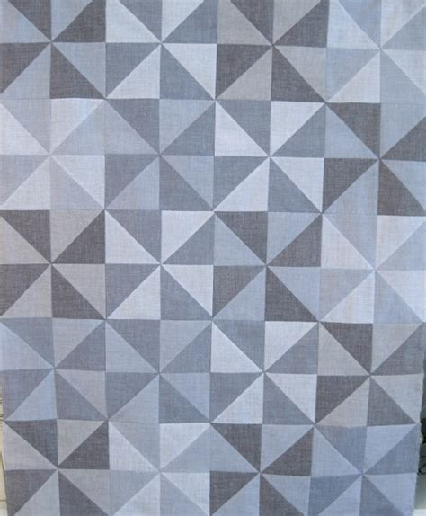 Trendy Grey Baby Quilt Patterns   FaveQuilts.com