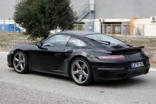 2015 Porsche 911 Turbo Spyshots 2015 Porsche 911 Turbo Getting Facelift