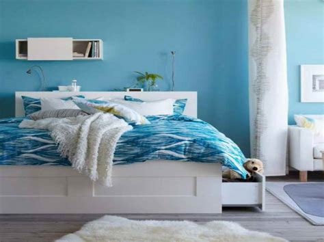 bedroom blue bedroom paint colors warmth ambiance for your room with pillows blue bedroom