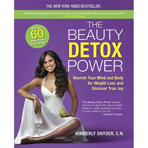 Detox Power By Snyder by The Detox Series