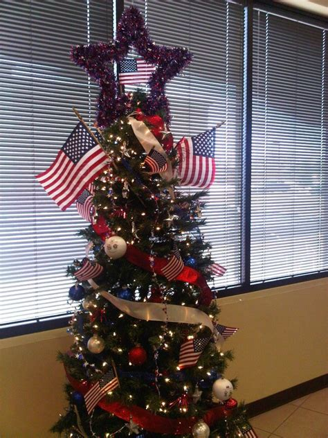 15 best images about military christmas tree on pinterest