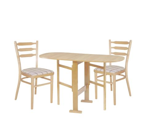 Gateleg Table With Chairs by Orchid Gateleg Dining Table Set