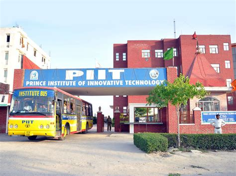 Nit Jalandhar Mba Admission 2016 by Prince Institute Of Innovative Technology Greater Noida Piit