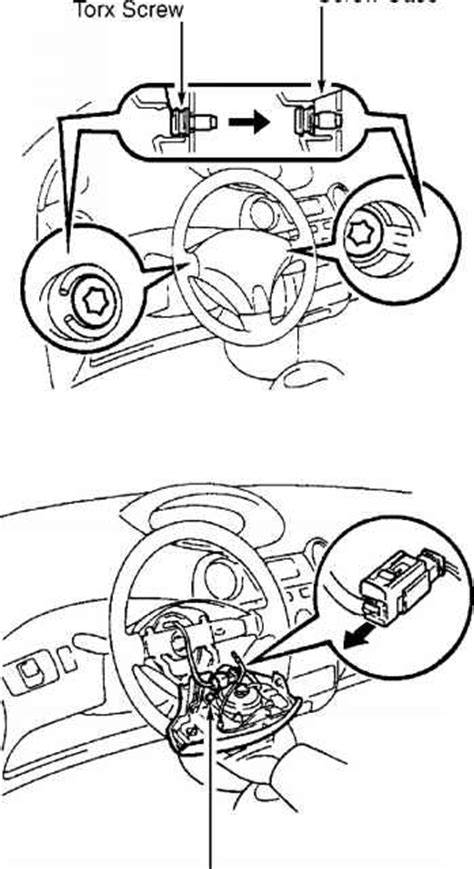 Light Switch Cover If Steering Wheel Horn Button Contact Plate Is Deformed