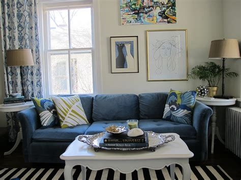 decorating with blue sofa living room awesome blue decorating ideas grey amazing