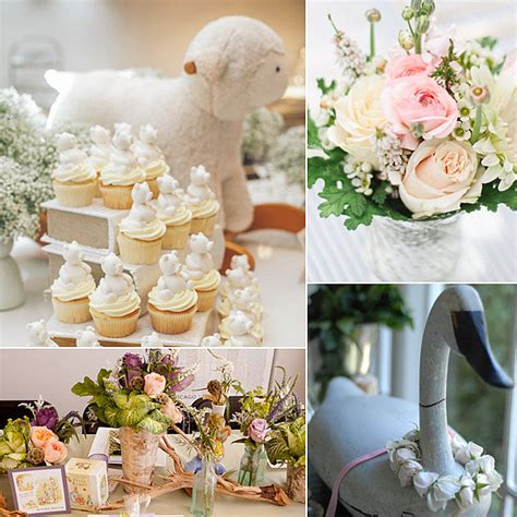 Centerpieces For Baby Shower Tables by Baby Shower Centerpieces