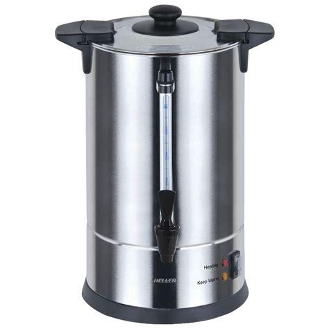 Urn L by Heller Professional 8l Stainless Steel Urn Ebay
