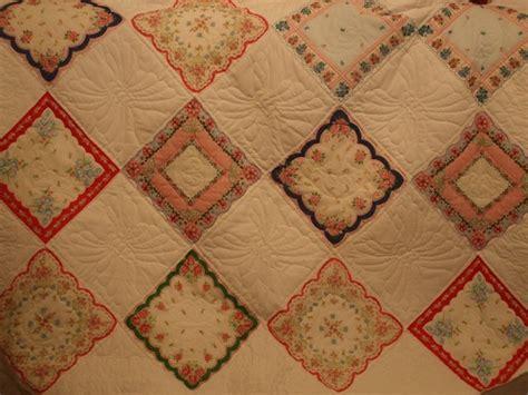 Hankerchief Quilt by Handkerchief Quilt Hankies