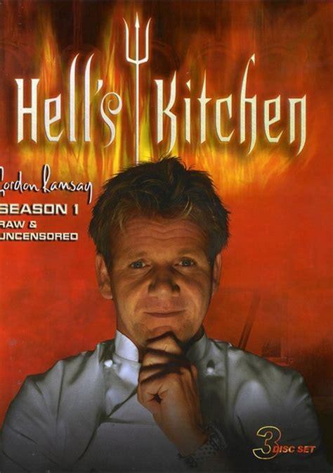 Hell S Kitchen Season 1 by Hell S Kitchen Season 1 Dvd 2005