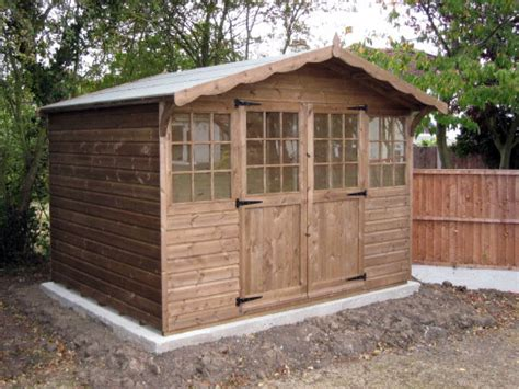 Chalet Designs by 10 X 8 Georgian Chalet Style Garden Sheds By Sheds Unlimited