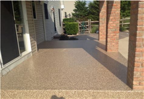 Patio Floor Coatings   Patio/Porch Floors   Stronghold Floors