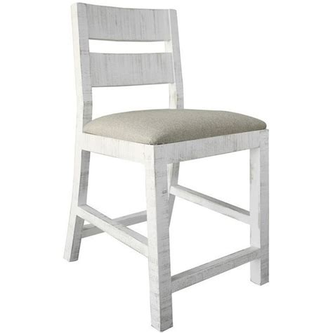 International Furniture Direct Bar Stools by International Furniture Direct Pueblo Ifd361bs24 Rustic 24