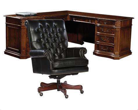 Office World Desks Office Set W L Desk World By Hekman He 79167 Set