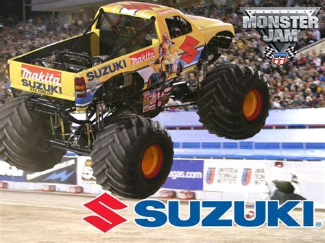 suzuki monster truck team suzuki monster trucks wiki fandom powered by wikia