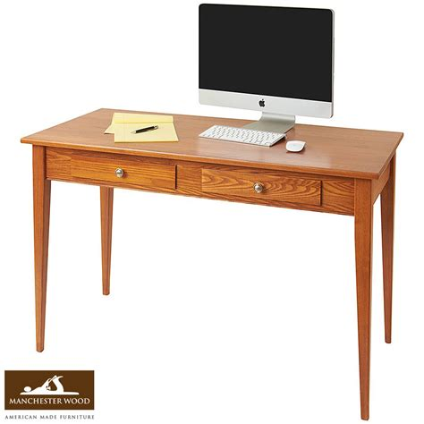 Classic Furniture Shaker Style Solid Wood Desks The Wood Desk