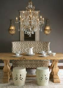 Small Hallway Chandeliers Dark Grey Dining Room With Accents Of Gold