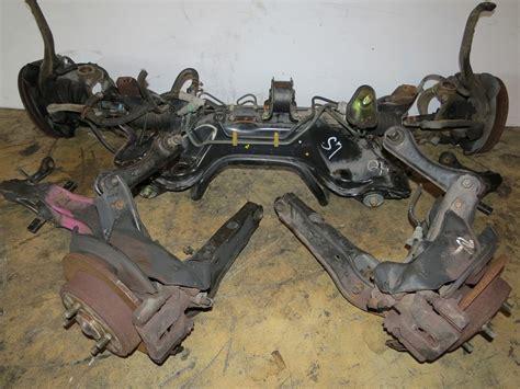 Integra Rack And Pinion by Jdm Integra 94 01 Rhd Power Steering Rack N Pinion With