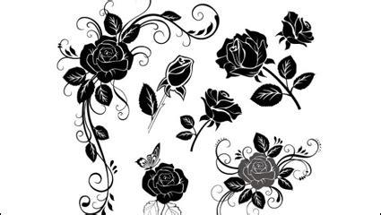 desain sablon bunga vector flower vecteur de tlchargements gratuits modles