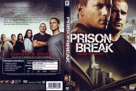 prison break cuarta temporada car 225 tula caratula de prison break cuarta temporada