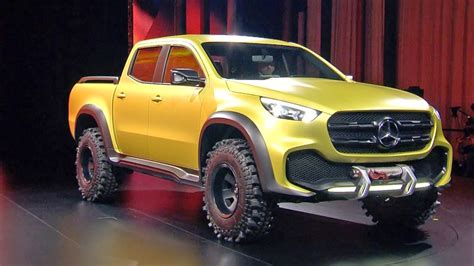 mercedes pickup 2017 mercedes may need to develop x class pickup in the us