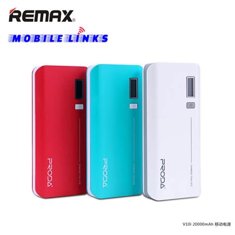 Remax Proda 6j Power Box Series Power Bank 20000mah Black 44dkmq proda series power box 20000 mah power bank blue in east