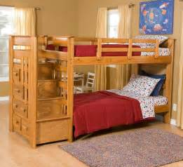 sturdy bedroom furniture bunk with stairs bunk bed