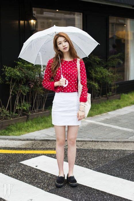 Fashion Korea Park Ji Min Cardirok streetstyle jin kyung by park ji min for w korea korean korea fashion