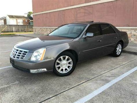 cadillac dts for sale in houston 2008 cadillac dts for sale carsforsale