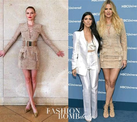 Who Wore It Better Kate Bosworth Vs Thandie Newton In Preen by Who Wore It Better Kate Bosworth Vs Khloe In