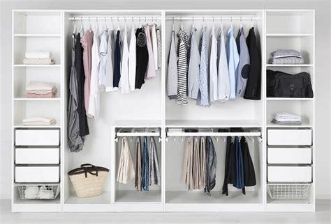 armario en ikea los armarios abiertos ikea para crear un vestidor en tu