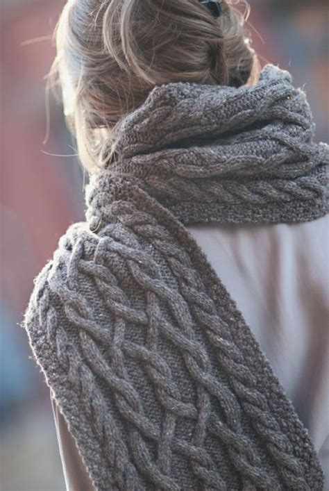 style tips trendy ways to wear scarves in winter