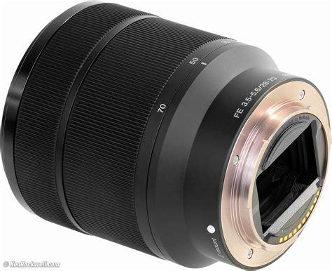 Sony Fe 28 70mm F 3 5 5 6 Oss Like New 4960 sony fe 28 70mm oss