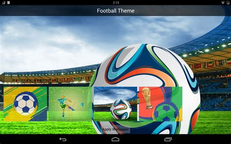 qmobile a7 themes free download football theme for android دانلود تم فوتبال برای اندروید