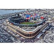 New York Mets Stadium Wide Wallpaper 50287 2880x1800 Px