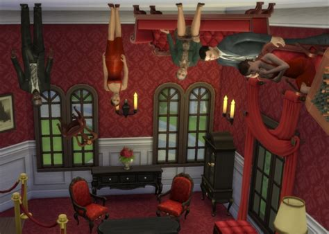 oddities deco sims by biguglyhag at simsworkshop 187 sims 4