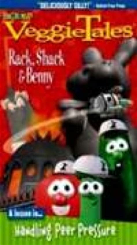 Veggietales Rack Shack And Benny Trailer by Veggietales Rack Shack And Benny 1995 Vhs 045986021274