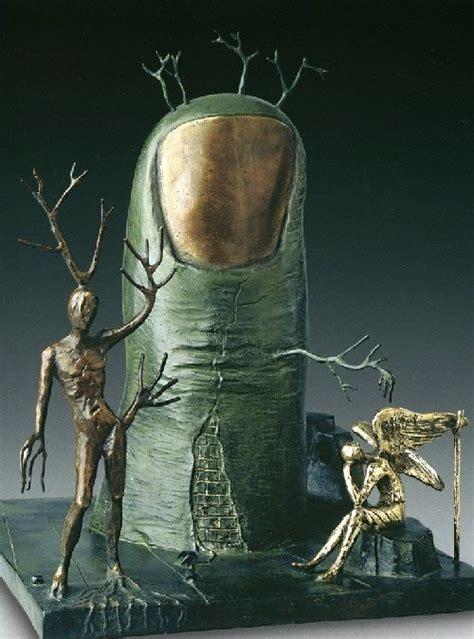 Galeria Imagenes Surrealistas | escultura de bronce dal 237 desde 1969 hasta 1972 dal 237 ha