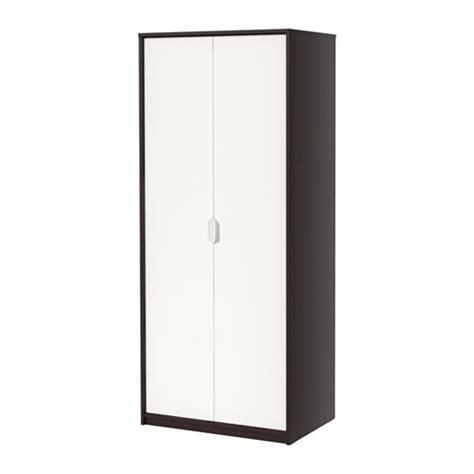 ikea zip up wardrobe askvoll armario efecto roble tinte blanco blanco