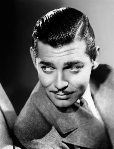 mens hair styles from 1920s america which hairstyle is better on clark gable poll results