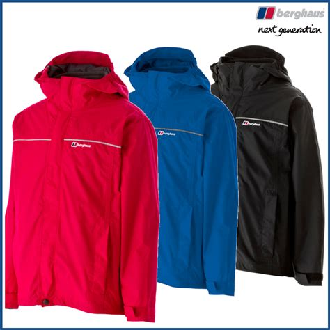 Boyset Jaket 3 In 1 berghaus boys lrey 3 in 1 jacket insulated