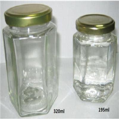 Jar Kaca Botol Kaca Glass Jar 400 Ml jual beli botol jar selai kaca 320ml segienam