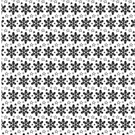 winter pattern png hand drawn transparent snowflake seamless free vector