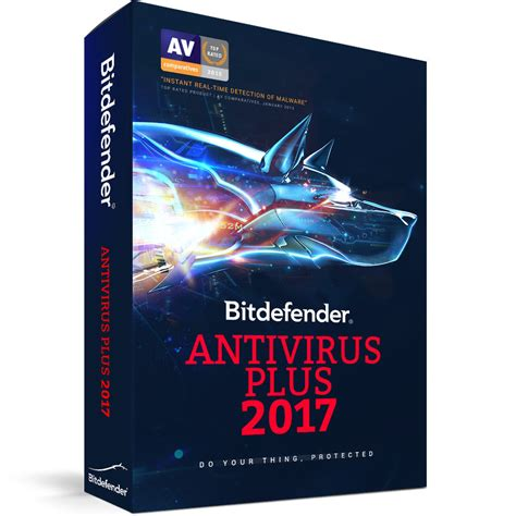 Antivirus Bitdefender by Bitdefender Antivirus Plus 2017 Vl11011010 En B H Photo